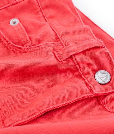 Pantalón infantil para niña