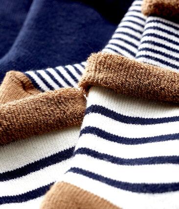 Lote que se compone de 3 pares de calcetines, mullidos y cómodos. lote .