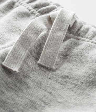 Pantalón en muletón para bebé niño