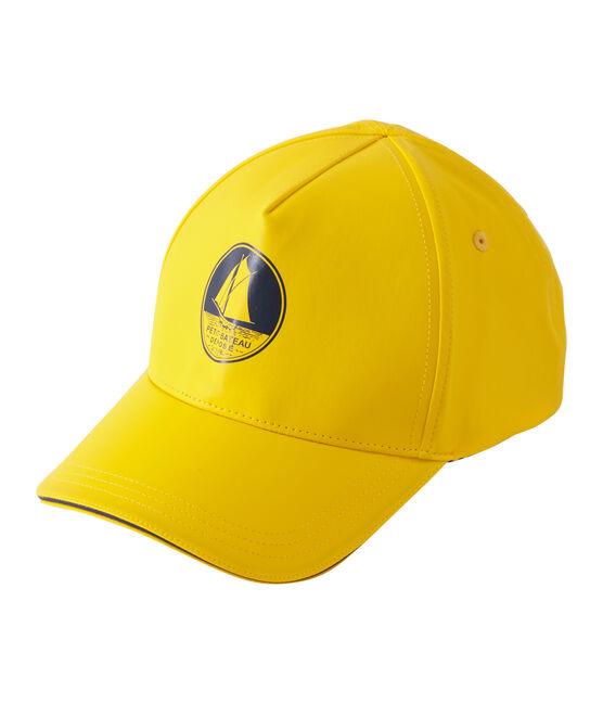 Gorra unisex amarillo Jaune