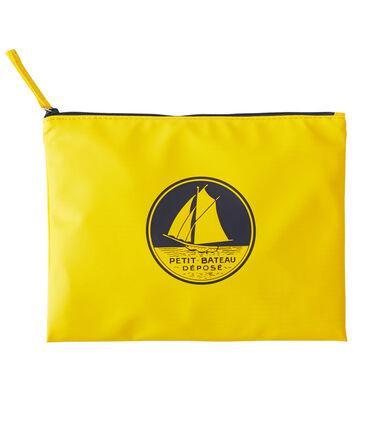 Bolsa lisa amarillo Jaune