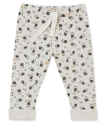 Pantalón estampado para bebé niño