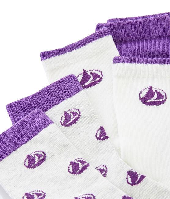 Lote de 3 pares de calcetines lote .
