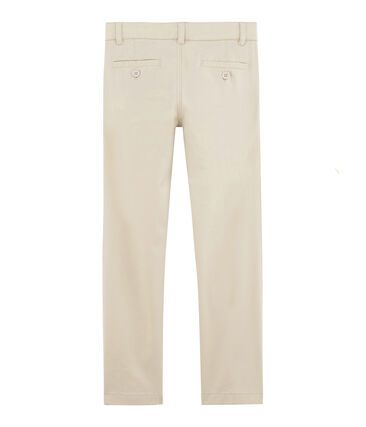 Pantalón de niño blanco Feta