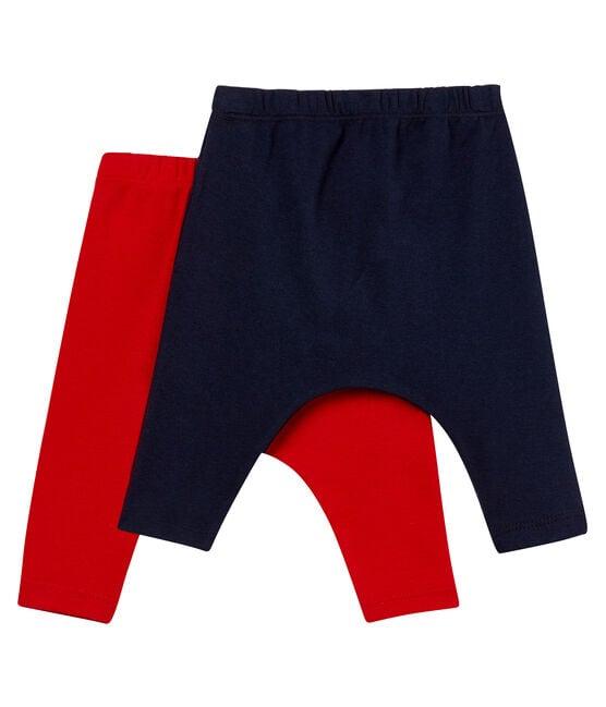 Lote de 2 leggings para bebé unisex lote .