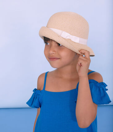 Sombrero infantil para niña