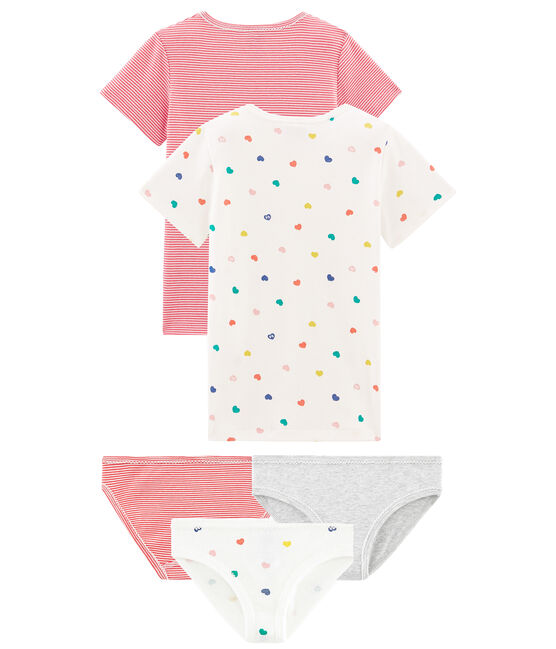 Lote de ropa interior para niña pequeña lote .