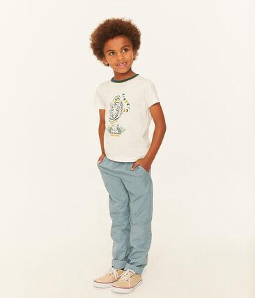 Pantalón infantil para niño