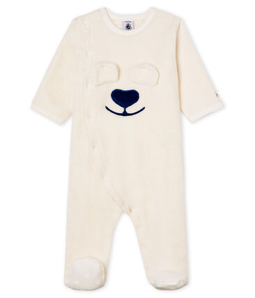 Sobrepijama de polar para bebé