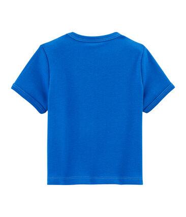 Camiseta lisa para bebé niño.