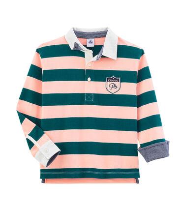 Polo rugby infantil para niño