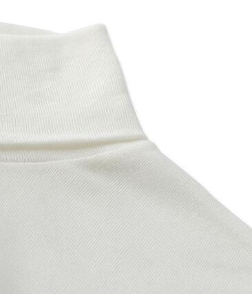 Camiseta interior para mujer blanco Ecume