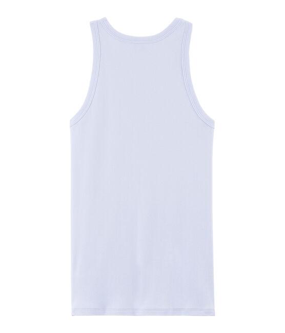 Camiseta de tirantes icónica para mujer violeta Nevoa