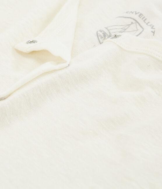 Cárdigan para mujer blanco Marshmallow