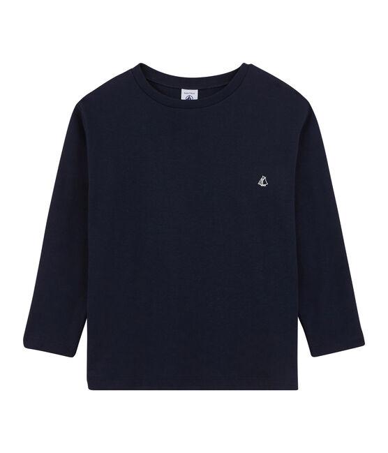 Camiseta de manga larga para niño SMOKING