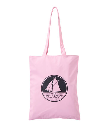 Bolsa para la compra impermeable y lisa para mujer