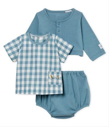 Conjunto 3 piezas de cuadros para bebé niño