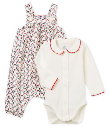 Conjunto 2 piezas para bebé niña