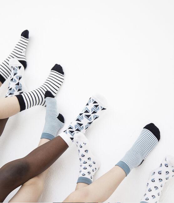 Pack semanal de 5 pares de calcetines infantiles para niño lote .