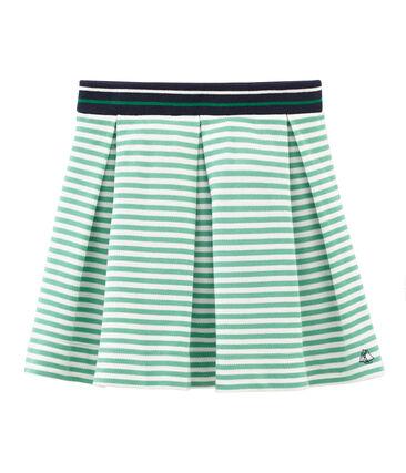 7c6880024 Falda-pantalón infantil para niña | Petit Bateau