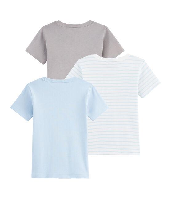 Juego de 3 camisetas para niño pequeño lote .