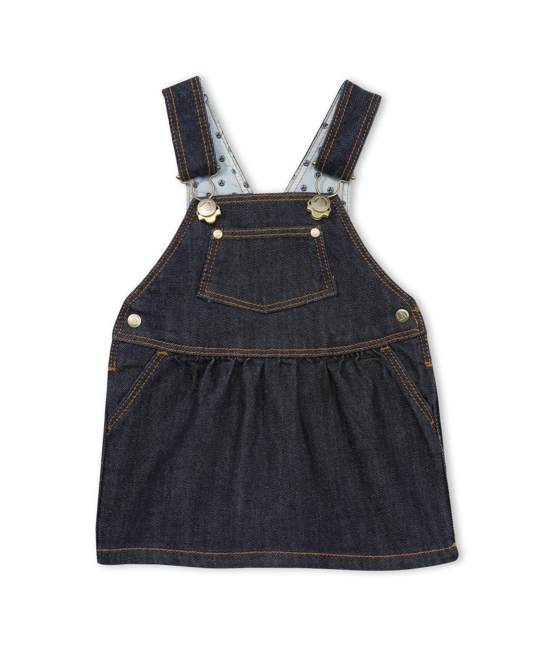 Petit Bateau Pantalones de Peto para Beb/és