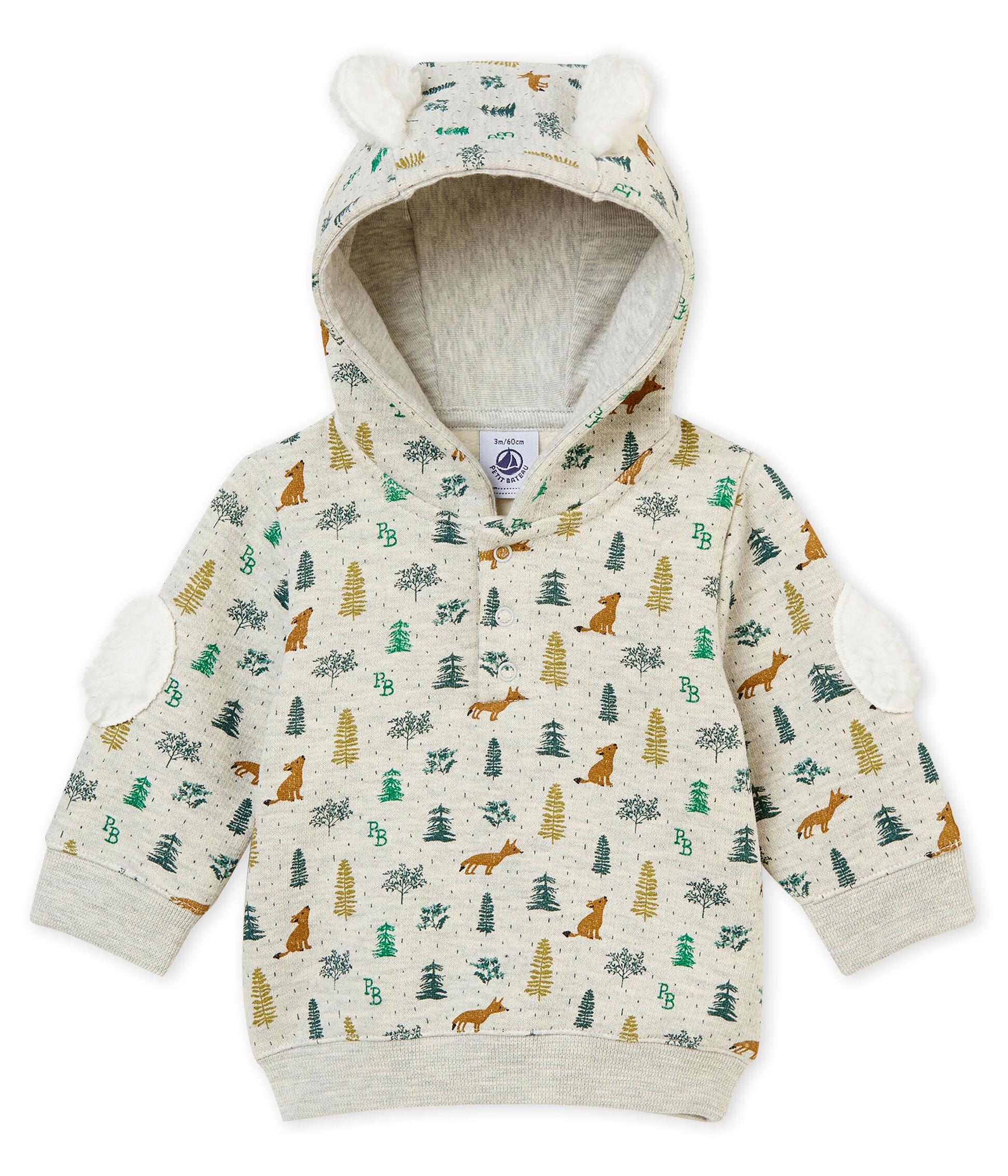 Sudadera con capucha para bebé | Redbubble