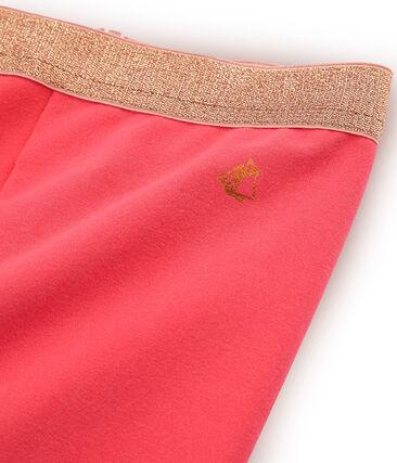 Pantalón jegging infantil para niña