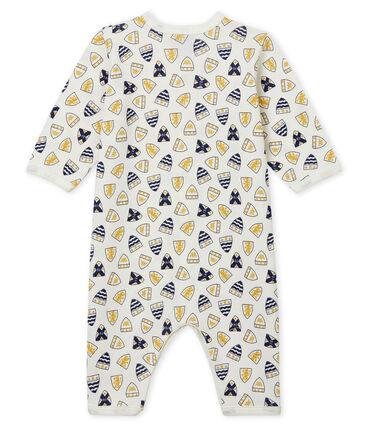 Pijama de bebé sin pies en punto para niño