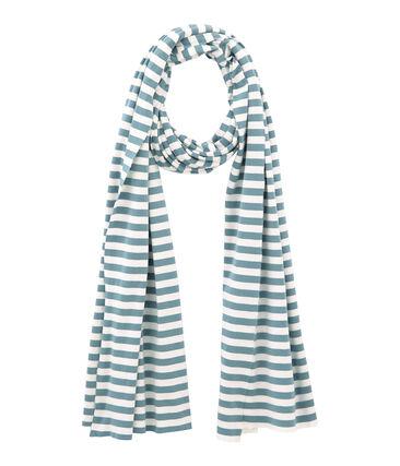 Bufanda de rayas para mujer