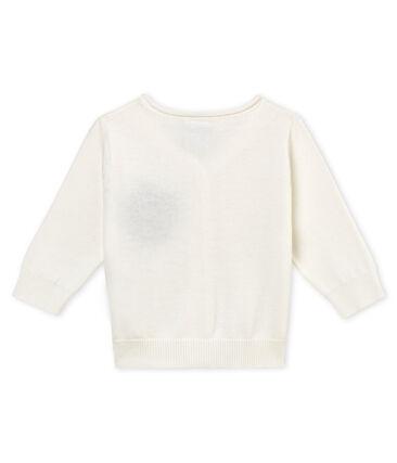 Cárdigan de algodón para bebé niño