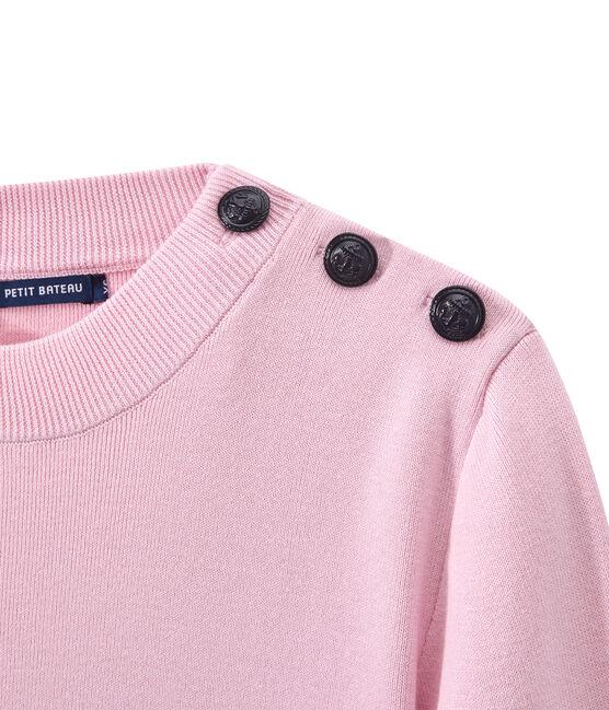 Jersey de mujer rosa Babylone