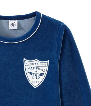 Pijama para niño azul Limoges