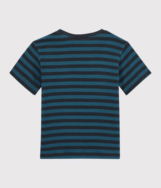Camiseta de rayas de niño SMOKING/SHADOW