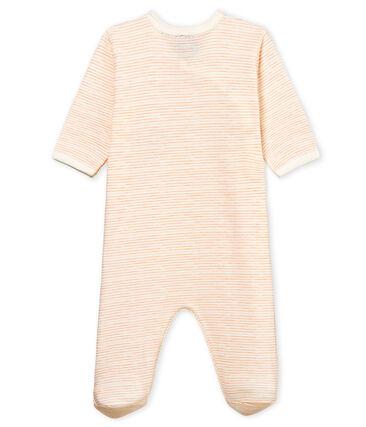 Pelele de algodón para bebé de niña