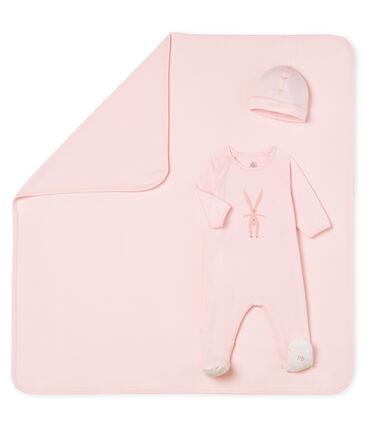 Estuche regalo 3 piezas para bebé unisex