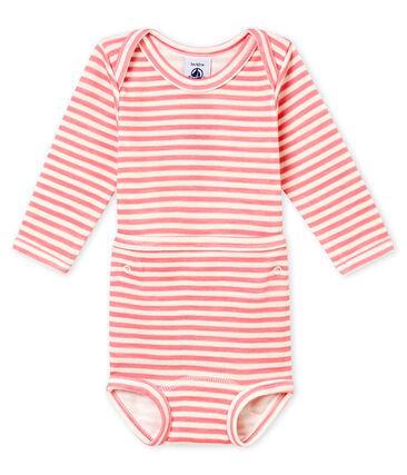 Body de manga larga 2 en 1 para bebé niño
