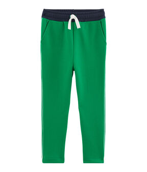 Pantalón de niño verde Prado