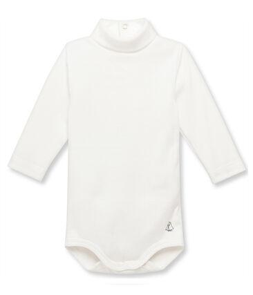 Body con cuello para bebé mixto