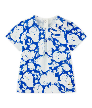Camiseta bebé niña estampado