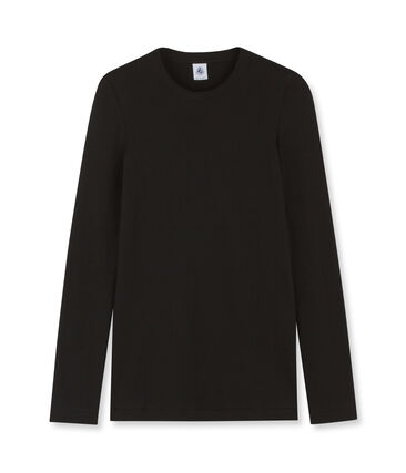 Camiseta icónica manga larga para mujer