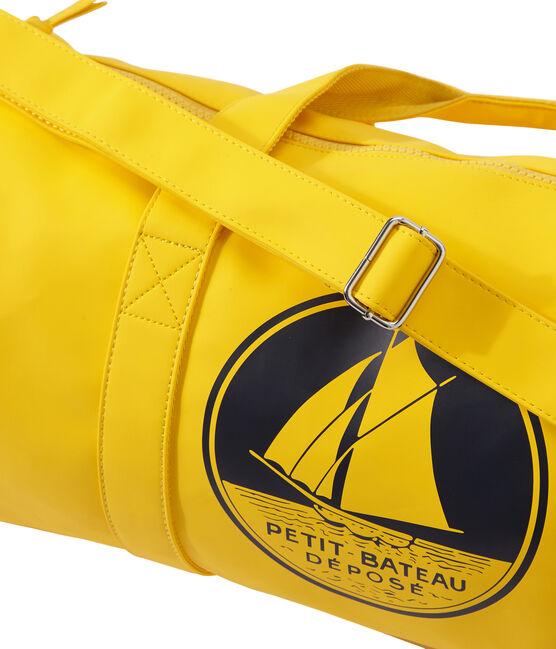 Bolso de viaje amarillo Jaune