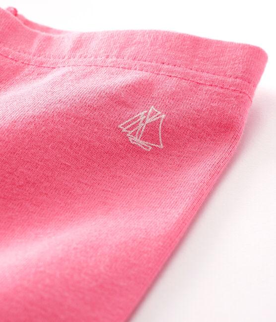 Leggings para bebé niña rosa Cupcake