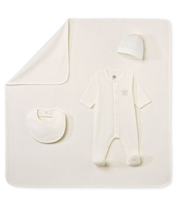 Estuche regalo 4 piezas para bebé unisex