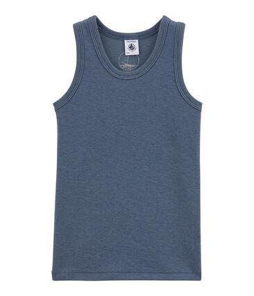 Camiseta sin mangas para niño