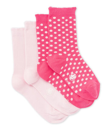 Lote de calcetines para niña