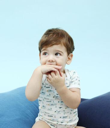 Tres bodis manga corta para bebé niño