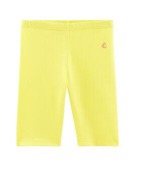Culotte de niña amarillo Eblouis / amarillo Or