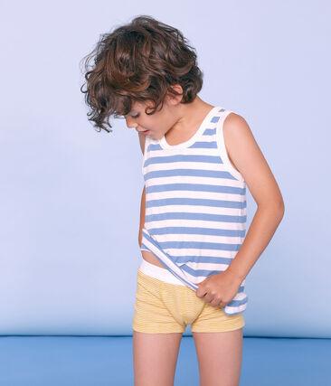 Par de camisetas de tirantes para niño