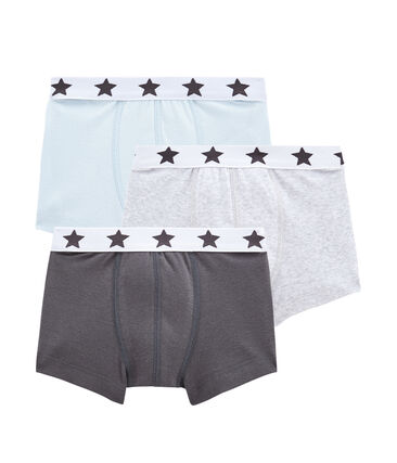 Pack de 3 boxers para niño